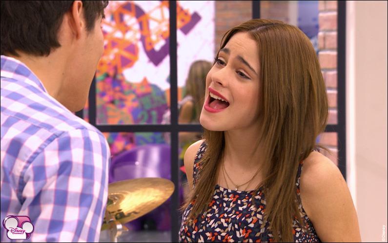 Cette chanson est interprétée par León et Violetta. De quelle chanson s'agit-il ?