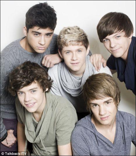 Quand le groupe One Direction a-t-il été créé ?