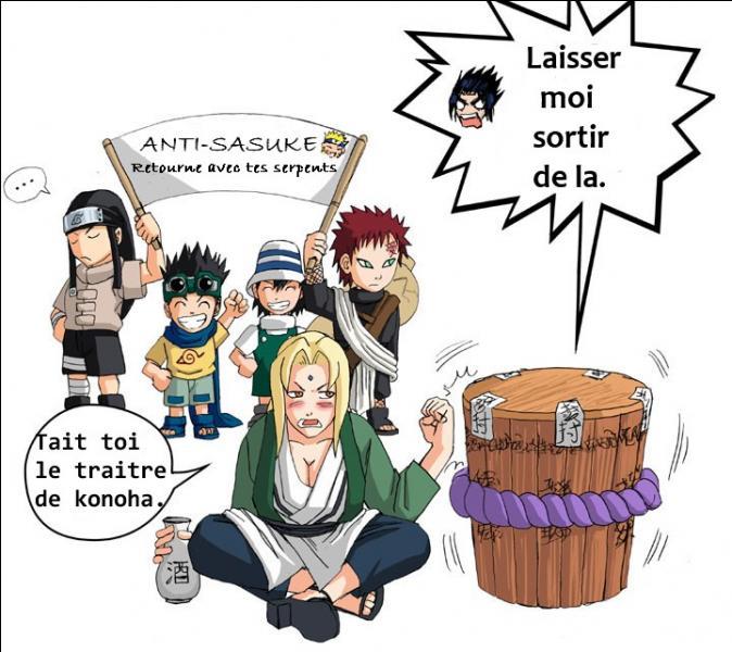 Qui ne fait pas partie du clan anti-Sasuke ?