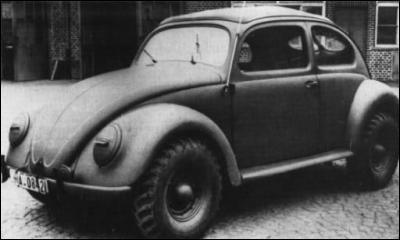 Dès son accession au pouvoir Hitler annonce vouloir démocratiser l'automobile. Quelle est cette nouvelle marque créée par l'ingénieur Ferdinand Porsche ?