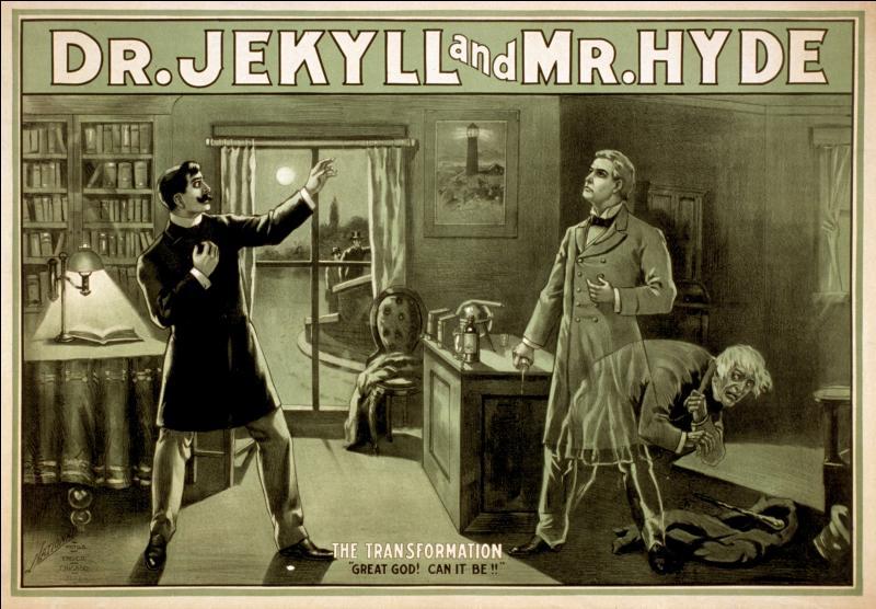 """Quel est l'auteur de la nouvelle : """"L'Étrange cas du docteur Jekyll et M. Hyde"""" ?"""