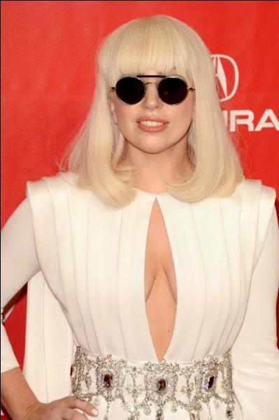 """Pourquoi a-t-elle choisi """"Gaga"""" pour son nom ?"""