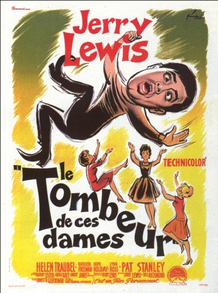 """Jerry Lewis est """"Le tombeur de ces dames"""" dans un film réalisé et produit par lui en 1961. C'est en formant un duo comique avec un chanteur dans les années 1940 qu'il se fit connaître Qui est ce chanteur ?"""