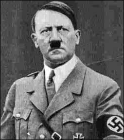 Qui était le dictateur de l'Allemagne pendant la Seconde Guerre mondiale ?