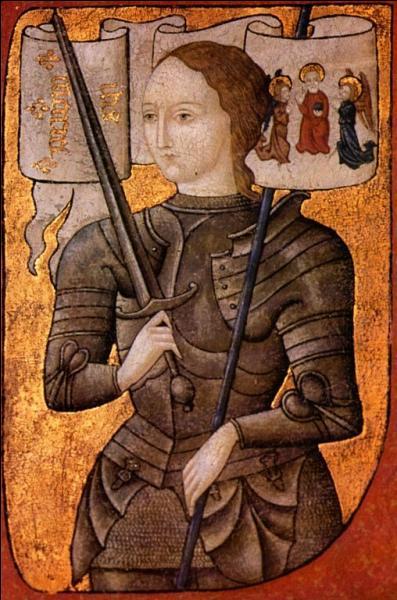 Qui est la jeune femme célèbre qui participa à la guerre de Cent Ans sous un appel divin ?