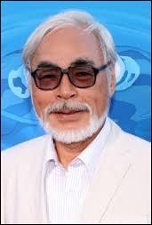 Qui est l'un des fondateurs du studio d'animation Ghibli ?