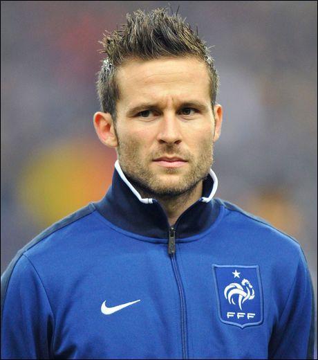 Je joue pour notre bon pays, la France. Je m'appelle :