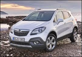Est-ce le Opel Mokka ?