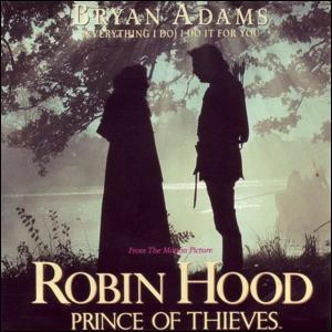 Quel est le titre de cette chanson de Bryan Adams, titre phare du film 'Robin des bois, prince des voleurs' de 1991?
