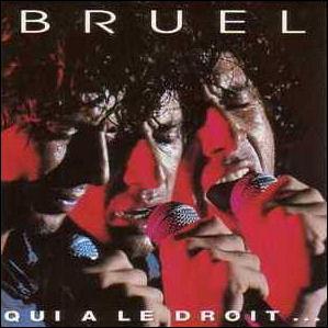 Patrick Bruel est N°1 en 1991 avec 'Qui a le droit'. Combien d'autres chansons a-t-il classé en tête des ventes?