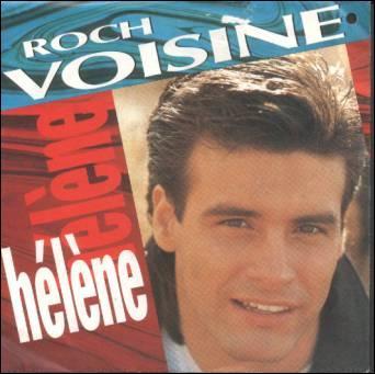 Complétez les paroles de 'Hélène' de Roch Voisine en 1989: 'Seul sur le sable,.....'