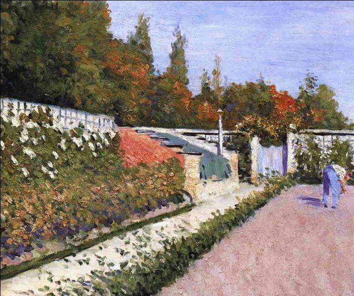 Qui a peint Le jardinier ?