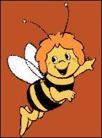 Maya l'abeille s'appelle: