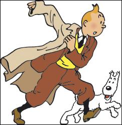 Et notre Tintin: