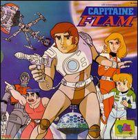 Capitaine Flam a aussi un nom bien à lui: