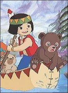 Bouba, le petit ourson s'appelle en réalité: