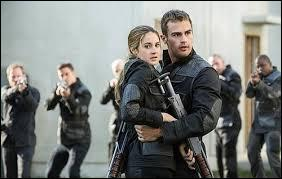 Où Tris et Tobias se sont-ils rencontrés pour la 1ère fois (en tant qu'Audacieux)?