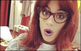Les cheveux de Violetta...