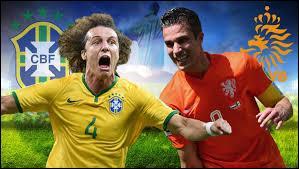 Quel est le score du match Brésil / Pays-Bas ?