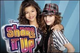 """Quelles actrices jouent les deux rôles principaux de la série """"Shake It Up"""" ?"""