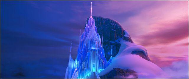 vers quelle direction est orient le balcon du palais de glace delsa indice