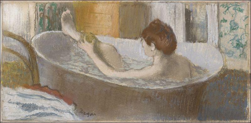 """Qui chantait """"Des crèmes et des bains qui font la peau douce, mais ça fait bien loin que personne ne la touche"""" ?"""