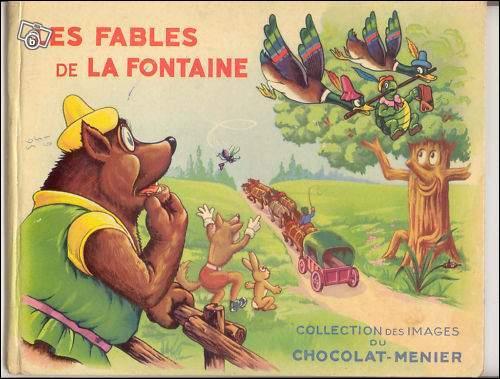 """Dans quelle fable de La Fontaine"""" la morale est elle : """"Il ne faut jamais vendre la peau de l'ours avant qu'on ne l'ait mis en terre"""" ?"""