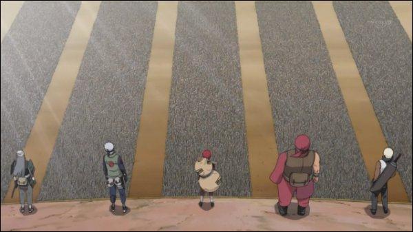 Il y a eu une Quatrième Grande Guerre Ninja.