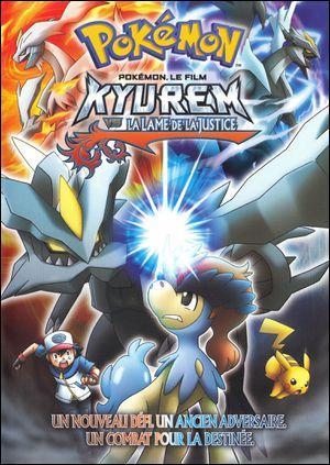 Dans 'Pokémon le film Kyurem Vs La lame De La Justice', lequel de ces Pokémon n'apparaît pas ?