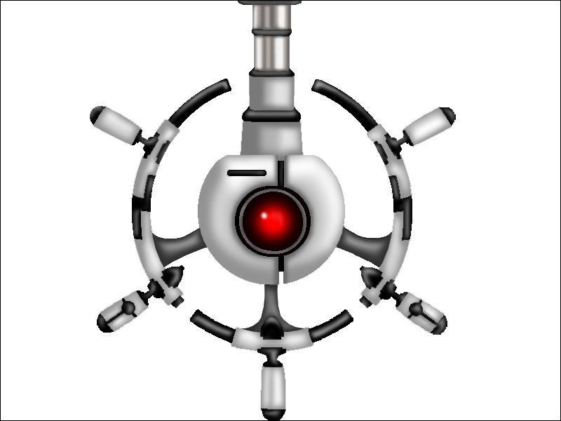 Quel est le matricule de ce robot prêt à tout pour accomplir sa mission, quitte à sacrifier des vies humaines, voire ses propres congénères ? Dans quel film d'animation est-il ?