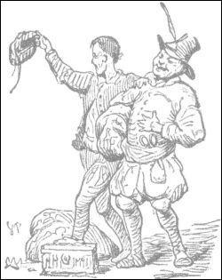 """1837. Seul un petit garçon osa dire la vérité : """"Le roi est nu ! """". C'est le formidable pouvoir de 'l'innocence enfantine' face à la lâcheté humaine !"""