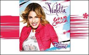 Comment s'appelle la nouvelle chanson que Violetta va créer ?
