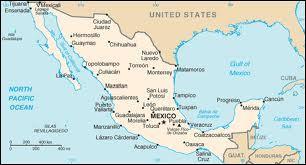 Que trouve-t-on au milieu du drapeau du Mexique ?