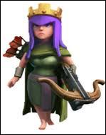 Comment s'appelle cette héroïne qui protège et attaque ?