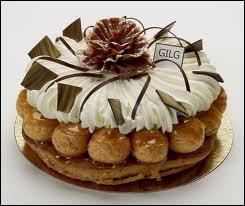 Quel est ce gâteau, le préféré des papas ?