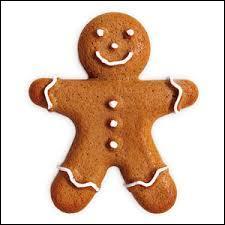 Quel est ce biscuit dont on raffole pendant la période des fêtes ?
