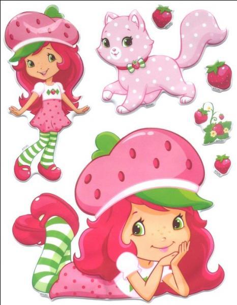 Quizz dessins anim s quiz dessins animes for Maison de charlotte aux fraises