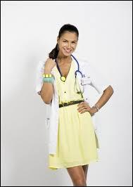 Comment s'appelle ce personnage, infirmière dont les élèves font parfois semblant d'être malades pour aller la rencontrer ?