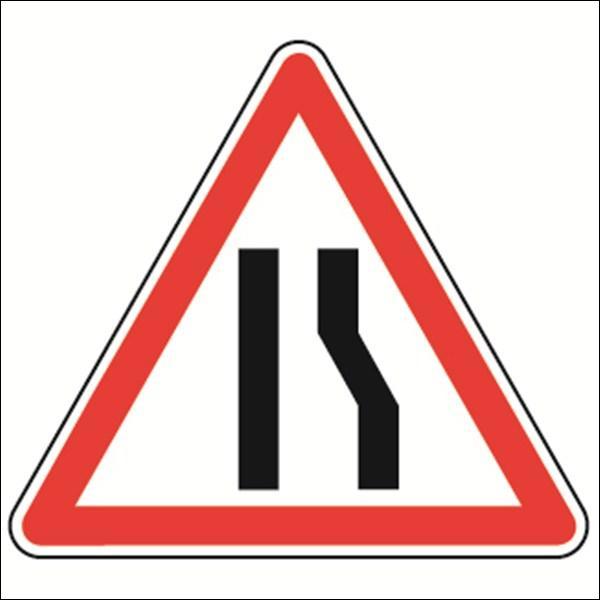Ce panneau indique un danger, mais qu'est-ce qu'il signale ?
