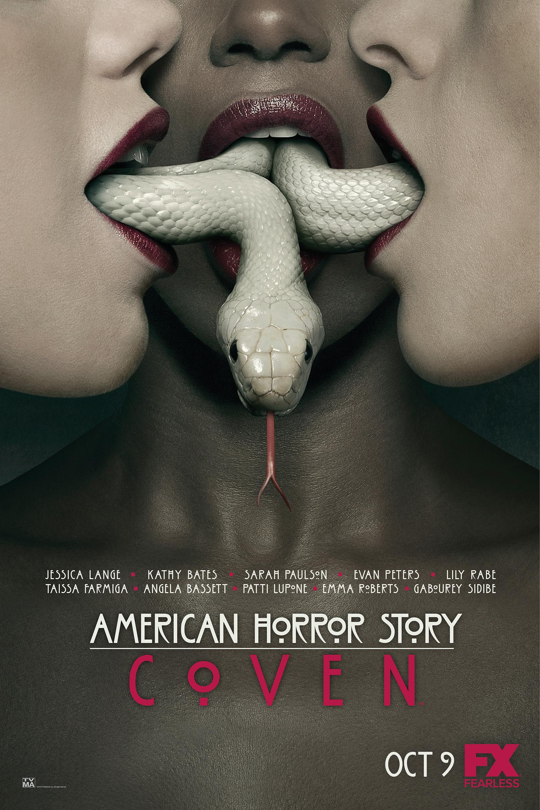 American Horror Story : Saison 3 - Coven