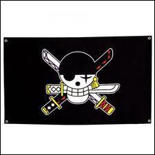 A quel personnage appartient ce drapeau ?