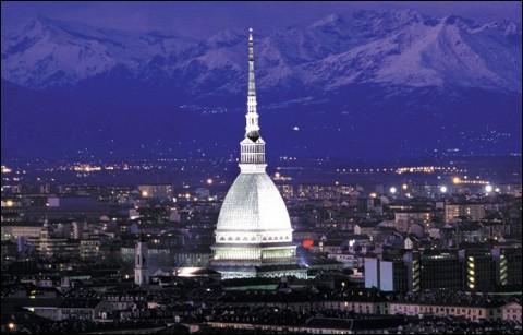 Dans quelle région se situe la ville de Turin ?
