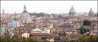 Qu'y a-t-il le plus à Rome ?