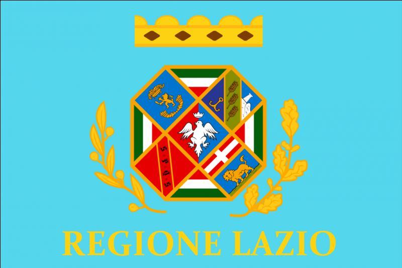 Dans quelle région de l'Italie se trouve Rome ?