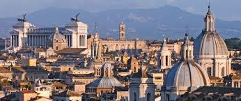 Rome, la ville aux 7 collines