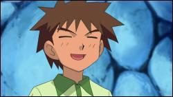 Qui est le Pokémon de prédilection de Forrest, le frère cadet de Pierre ?