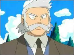 Qui est le Pokémon de prédilection de Sorbier, un professeur Pokémon de la région de Sinnoh ?
