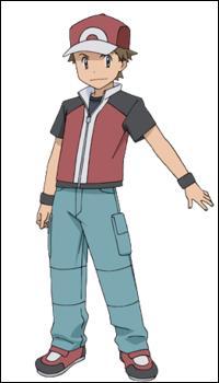 """Qui est le Pokémon de prédilection de Red, le personnage principal du dessin animé """"Pokémon : Les origines"""" ?"""