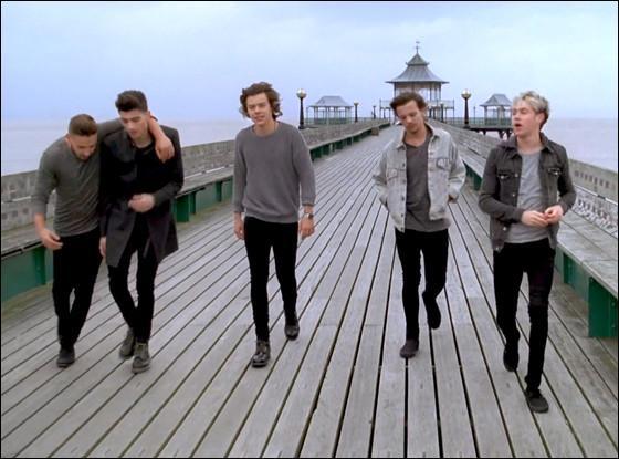 De quel clip des One Direction provient cette image ?