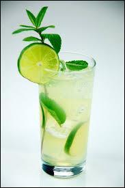 Le mojito à base de rhum, feuilles de menthe et sucre de canne allongés à l'eau gazeuse est originaire de Cuba. Est-ce vrai ou faux ?